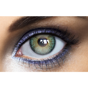 Lentilles De Couleur Topaze Blue Natural Dark Dream 1 mois