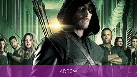 yeux stephen amell olivier queen green arrow