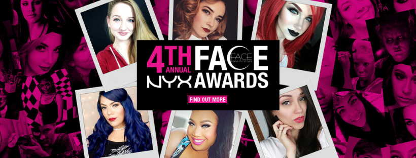 inscriptions nyx face awards 2019