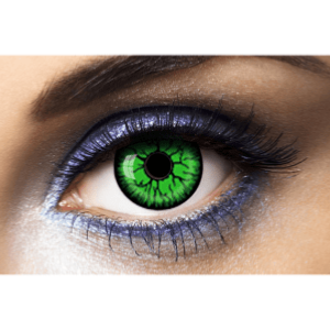 Lentilles Vertes 1 an - Green Shot -