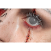 Lentilles Halloween 1 an - Screen White -