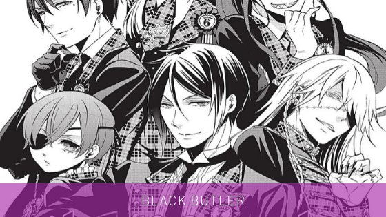 cosplay manga black butler