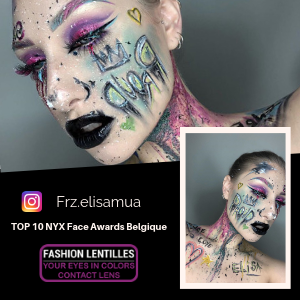 top 10 concours maquillage NYX