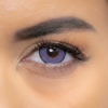 Lentilles Big Eyes 1 an - Violettes -