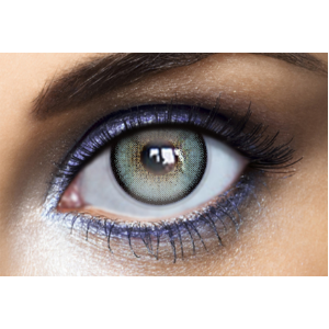 Lentilles De Couleur Diamonds Blue Sea Natural 1 An