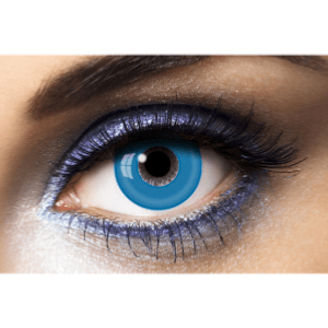 Lentilles Fantaisie 1 an - Blue Out -