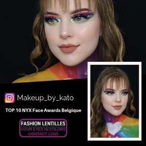 top 10 NYX Awards Belgique