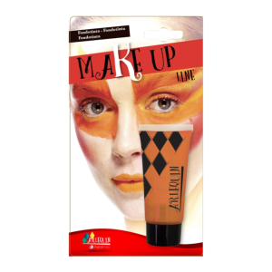 Tube de Maquillage Aquacolor Orange 28 ml