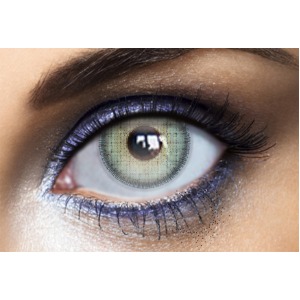 Lentilles De Couleur Ocean Blue Natural Dream 1 An