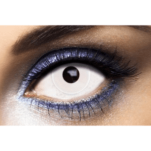Lentilles Blanches 1 an - White out -