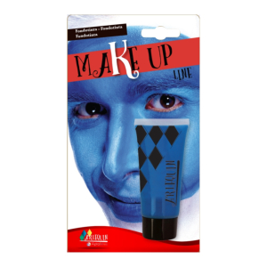 Tube de Maquillage Aquacolor Bleu 28 ml