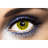 Lentilles Fantaisie 1 an - Yellow Cheetah -