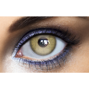 Lentilles De Couleur Sunset Gold Natural Dream 1 an