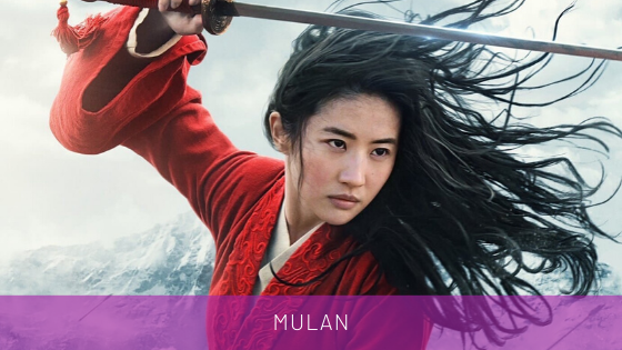film live-action mulan