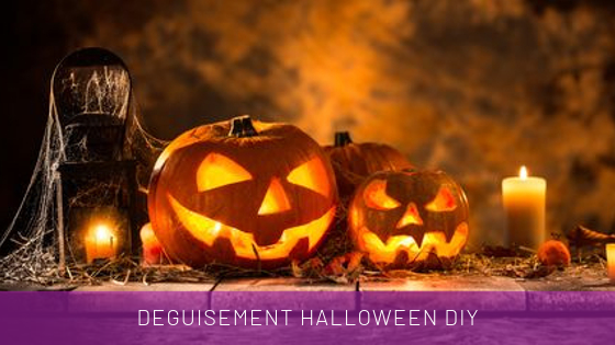 déguisement Halloween Do It Yourself
