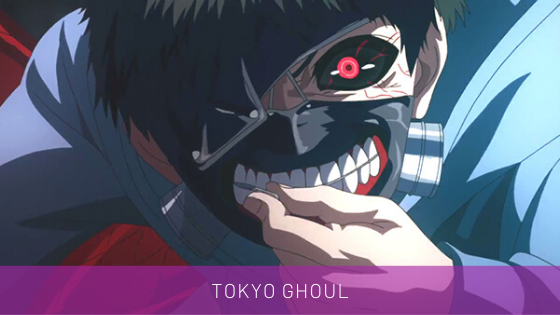 yeux rouges tokyo ghoul