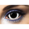 Lentilles 22mm Sclera Black & White 1 an (007)