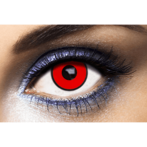 Lentilles Rouges 1 an - Red Manson -
