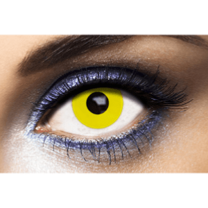 Lentilles Jaunes 1 an - Yellow Out -